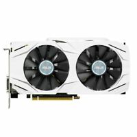 NEW! Asus Gtx1060 Dual 6Gb Ddr5 Pcie 3.0 1809Mhz Dvi 2 Hdmi 2 Dp Vr Ready