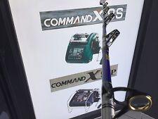 Shimano Forcemaster Blue Eye Bazooka  80Lb  Rod  Larry Diamond Special