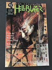 Hellblazer #1 (1988, DC) 1st John Constantine Solo Story FN/VF
