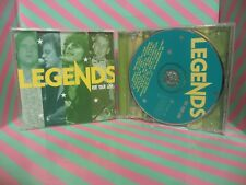 LEGENDS For Your Love CD TIME LIFE byrds BLUE OYSTER CULT argent CHEAP TRICK