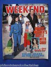 Weekend Magazine - Robert Wagner    12th Jan 1983