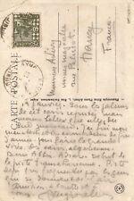 Jacques MAJORELLE / Carte autographe signée sur son voyage en Algérie.