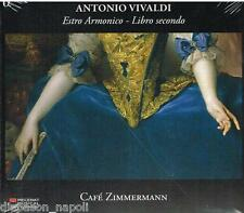 Vivaldi: Estro Armonico - Libro Secondo / Cafe Zimmermann - CD