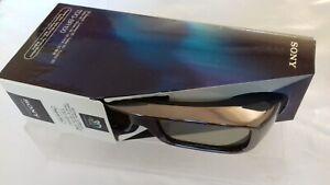 """3D SONY Bravia FULL HD TDG-BR100 3D Glasses -Regular size """"BRAND NEW"""""""