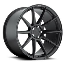 "4Rims 19"" Staggered Niche M147 Essen Matte Black Wheels and Tires"