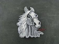 Patches Aufbügler Aufnäher Pferd Pferdekopf Horse Horsehead