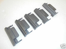 LOT OF 5  DELL Inspiron 1520 1521 Vostro 1500 Hard Drive HDD Caddy Cover XW037