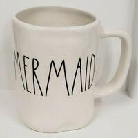 Rae Dunn Artisan Collection By Magenta Mermaid Coffee Cup Mug Large