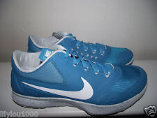 NIKE FS LITE 11 Bleu Maille Baskets Taille 10 NEUF