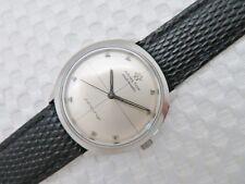 "Mens Vintage HAMILTON ""Paneurop"" Automatic ""Cross-Hairs"" Steel Wristwatch 21j"