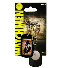 Watchmen Epoxy Dog Tags NEW Toys Gifts Comics Rorschach Necklace Jewelry