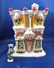 Merryville Christmas Cookie Bakery & Accessories Department 56 New
