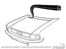 '67 - '68 Cowl To Hood Seal  C7ZZ-16740-A