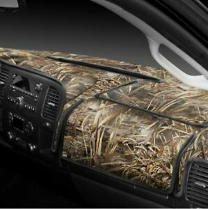 Coverking Realtree Camo Tailored Dash Cover for Nissan Titan - Made to Order