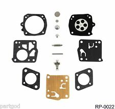 Carburetor Carb Rebuild Repair Kit For Tillotson HS RK-23HS Carburetor Repair E1