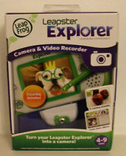 New! Leap Frog Leapster Explorer Camera & Video Recorder