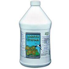 Earth Juice Grow 1 Gallon 128oz  - hydro organics natural nutrient plant food