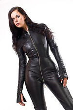 Pelle Catsuit Tuta tutta LEATHER Catsuit Overall made-to-MEASURE