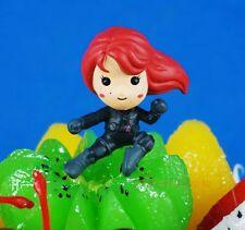 Marvel Universe Figure Figurine Avengers Black Widow Natasha Cake Topper K1024 Q
