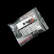 10value 100pcs Electrolytic Capacitor Assortment Kit