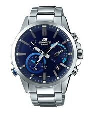 Brand New Casio Edifice EQB700D-2A Mobile Link Bluetooth Solar Men's Watch NWT!!