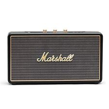 Marshall Stockwell Portable Travel Speaker - Black , Fast & Free Despatch