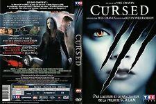 CURSED - FILM de WES CRAVEN Avec Christina RICCI - 2005 - 99 mn