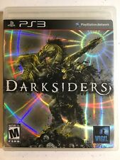 Darksiders (Sony PlayStation 3, 2010) Complete! Excellent Condition!
