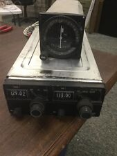King KX175B With KI-201C Indicator 12 Volt With Rack