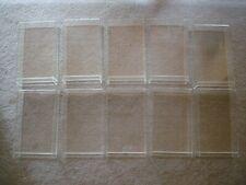 "10 x GW Acrylic Display Cases - 6"" Star Wars Black Series Boxed (AVC-001)"