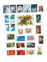 USPS 1999 year set of total 58 stamps mint NH OG