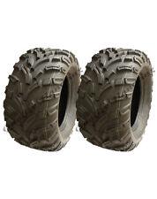 2 pzas. 25X11-12 6ply Wanda ATV neumáticos E marcadas carretera legales