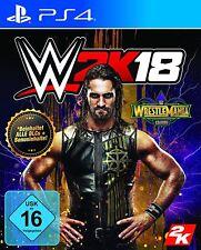 WWE 2k18 - Wrestlemania Edition PlayStation 4