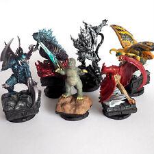 50th Anniversary MegaHouse Figure Godzilla Final Wars 2004 Chess Black Full set