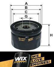 NEW Genuine WIX Replacement Oil Filter WL7064 Equiv W 77 PH2874 OC 11