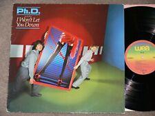 Ph.D. - PhD Lp ♬ 1982 Pop Rock/Synth-Pop wea K99150