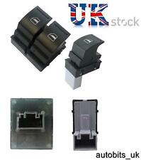 Electric Window Switch conducente & passeggero per VW GOLF MK5 CADDY PASSAT JETTA EOS
