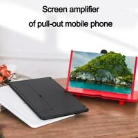 Thin Foldable Mobile Phone Amplifier 3D Effect High Large Screen Definition I4K1