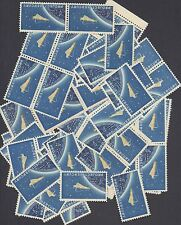 {BJ Stamps} #1193  Project Mercury, Capsule.  100 MNH 4¢ stamps. 1962