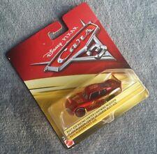 Disney Cars 3 Rusteze gold Lightening McQueen
