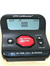 Cpr Brand Call Blocker V202, Block Unwanted Calls On Landline Phones