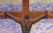 "African American Art ""True Passion"" Black Religious Print by"