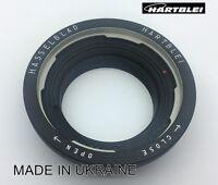 Hasselblad V Lens to Pentacon Six Camera Mount Adapter Hartblei