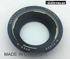 Hasselblad V Lens to Pentacon Six Camera Mount Adapter Hartblei