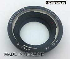 Hasselblad V Lens to Pentacon Six Camera Mount Camera Adapter Hartblei
