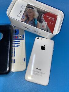 Apple iPhone 5c - 16GB - White (Vodafone) A1507 (GSM)