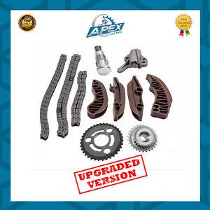 BMW N57 X3 X4 X5 X6 ENGINE TIMING CHAIN KIT 11317797898 - UPGRADED VERSION