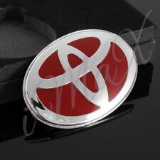 New Red Steering Wheel Emblem Badge For TOYOTA CAMRY COROLLA RAV4 SIENNA 4RUNNER
