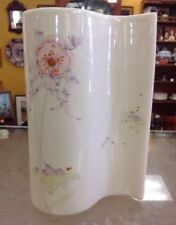 Barbara Baatz Ceramic Vase With Flowers USA