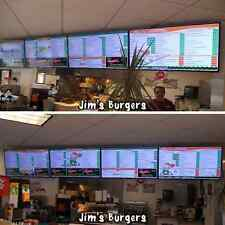 "2 Device ""DMB"" Digital Menu System for Restaurants - GREAT BUSINESS OPPORTUNITY!"
